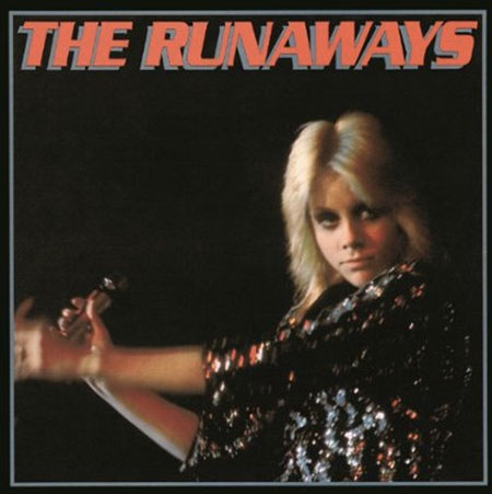 The Runaways 1976 debut album