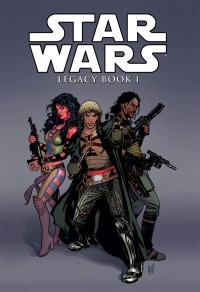 Star Wars: Legacy, Book 1
