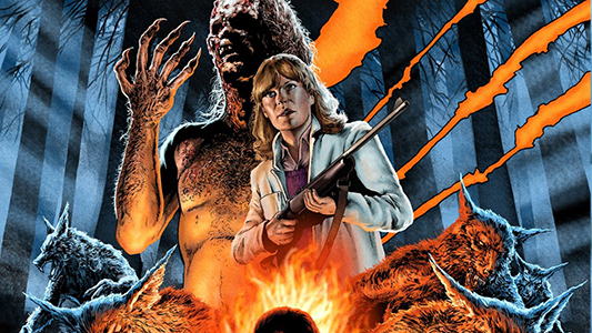 The Howling Blu-ray banner