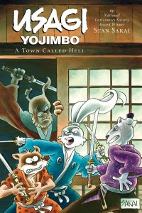 Usagi Yojimbo, Vol. 27: A Town Called Hell