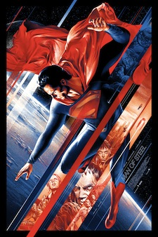 Man of Steel Mondo Poster