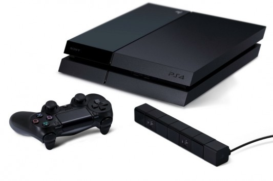 PlayStation 4 Console Image