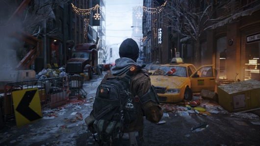 Tom Clancy's The Division Game Agent Origins
