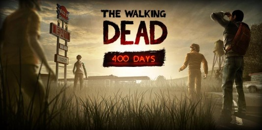 "The Walking Dead ""400 Days"""