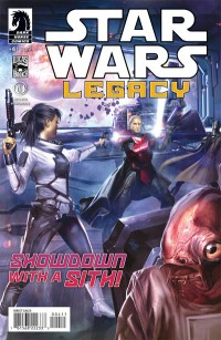 Star Wars: Legacy, Vol. 2 #4
