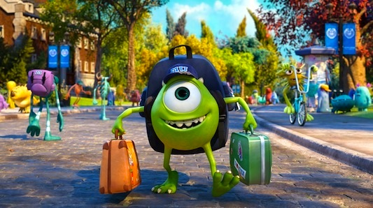 Monsters University Mikey
