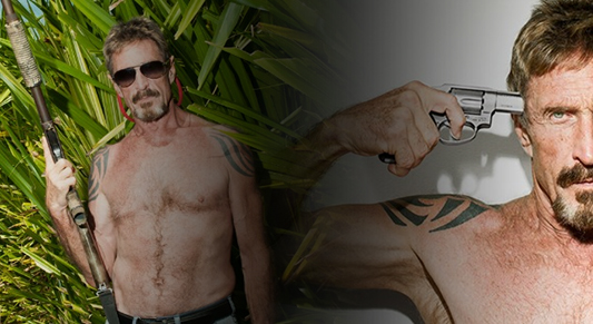 John McAfee Shows You How To Uninstall McAfee [NSFW]