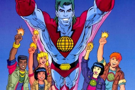 Captain Planet and the Planeteers Image