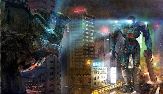 Pacific Rim: Man, Machines, and Monsters Banner