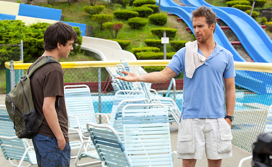 The Way, Way Back with Sam Rockwell