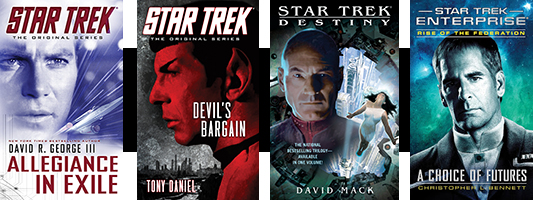 Star Trek Novels