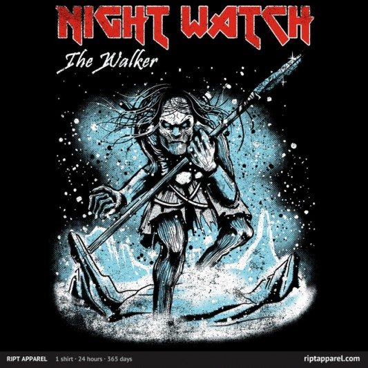 Iron Maiden Game Of Thrones The Walker