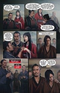 Bushido preview page 07