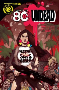 Night of the 80s Undead #1