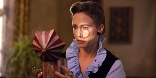 The Conjuring: Vera Farmiga as Lorraine Warren