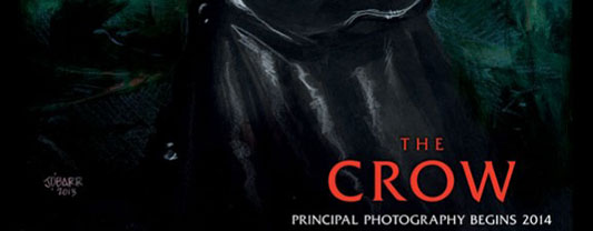 The Crow Reboot teaser