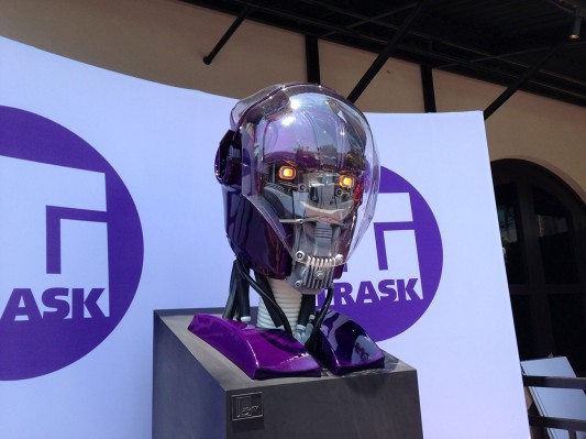 SDCC 2013: X-Men: Days of Future Past Trask Industries Sentinel head