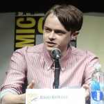 SDCC 2013: Metallica Through The Never panel: Dane DeHaan