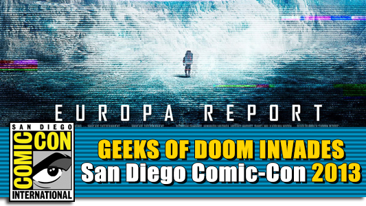 SDCC 2013: Europa Report panel banner