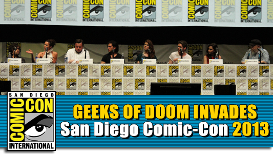 SDCC 2013: Game of Thrones panel banner