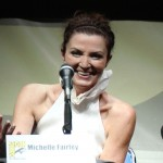 SDCC 2013: Game of Thrones panel: Michelle Fairley