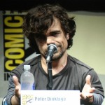 SDCC 2013: Game of Thrones panel: Peter Dinklage 03