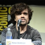 SDCC 2013: Game of Thrones panel: Peter Dinklage 02