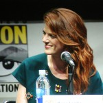 SDCC 2013: Game of Thrones panel: Rose Leslie