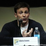 SDCC 2013: Captain America: The Winter Soldier: Chris Evans