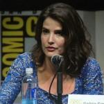 SDCC 2013: Captain America: The Winter Soldier: Cobie Smulders 02