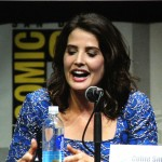 SDCC 2013: Captain America: The Winter Soldier: Cobie Smulders 07