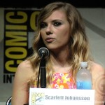 SDCC 2013: Captain America: The Winter Soldier: Scarlett Johansson 07