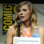 SDCC 2013: Captain America: The Winter Soldier: Scarlett Johansson 08
