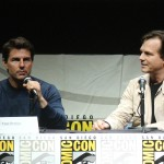 SDCC 2013: Edge of Tomorrow panel: Tom Cruise and Bill Paxton