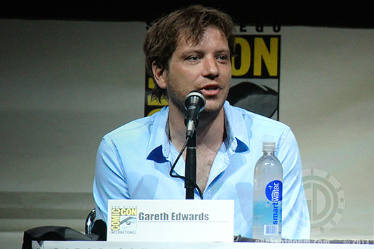 SDCC 2013: Godzilla panel: director Gareth Edwards