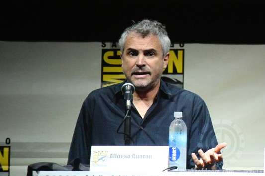 SDCC 2013: Gravity panel: Jungle Book director Alfonso Cuaron 03