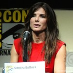 SDCC 2013: Gravity panel: Sandra Bullock 04