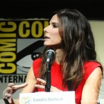 SDCC 2013: Gravity panel: Sandra Bullock 06
