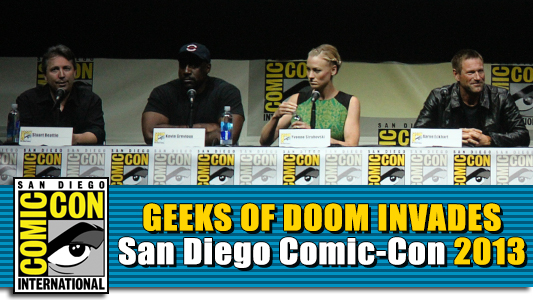 SDCC 2013: I, Frankenstein panel