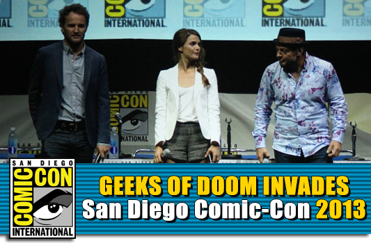 SDCC 2013: Dawn of the Planet of the Apes panel