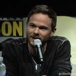 SDCC 2013: X-Men: Days Of Future Past panel: Shawn Ashmore