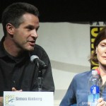 SDCC 2013: X-Men: Days Of Future Past panel: producers Simon Kidberg and Lauren Shuller-Donner