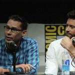 SDCC 2013: X-Men: Days Of Future Past panel: director Bryan Singer and Hugh Jackman 02