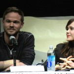 SDCC 2013: X-Men: Days Of Future Past panel: Shawn Ashmore and Ellen Page