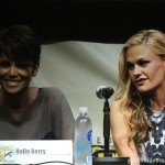 SDCC 2013: X-Men: Days Of Future Past panel: Halle Berry and Anna Paquin 02
