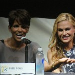 SDCC 2013: X-Men: Days Of Future Past panel: Halle Berry and Anna Paquin 04