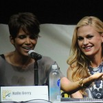 SDCC 2013: X-Men: Days Of Future Past panel: Halle Berry and Anna Paquin 05