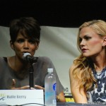 SDCC 2013: X-Men: Days Of Future Past panel: Halle Berry and Anna Paquin 07