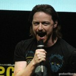 SDCC 2013: X-Men: Days Of Future Past panel: James McAvoy