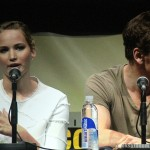 SDCC 2013: X-Men: Days Of Future Past panel: Jennifer Lawrence and Michael Fassbender 02